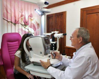 Діагностика зору
