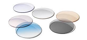 Оптичні покриття для окулярних лінз